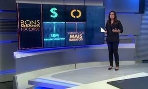 Consultora Mara Luquet dá as dicas para quem quer contornar a crise