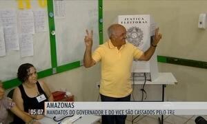 TRE cassa o mandato do governador José Melo por compra de voto no AM