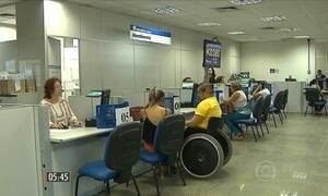 Médicos do INSS voltam ao trabalho e acumulam 1,3 milhão de perícias