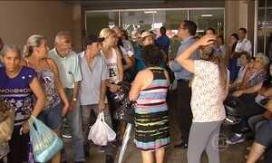 Mais de 1,8 mil pessoas devem ficar sem atendimento na Santa Casa