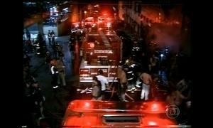 Incêndio na Boate Kiss, em Santa Maria (RS), completa três anos