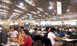 Começa em SP a Campus Party 2016