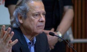José Dirceu usou aviões de delator da Lava Jato 113 vezes em oito meses