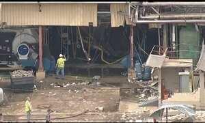 Explosão em fábrica de cerveja no interior de SP deixa dois mortos
