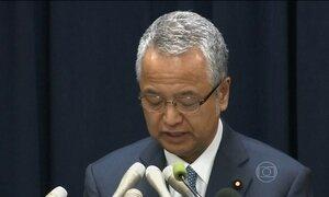 Ministro da Economia do Japão renúncia após ser alvo de denúncia por corrupção