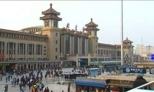 Começa a maior migração humana do mundo na China