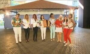Participantes do The Voice Brasil brilham no time de intérpretes de escolas de samba no RJ