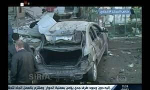 Ataques terroristas deixam 60 mortos em Damasco, na Síria