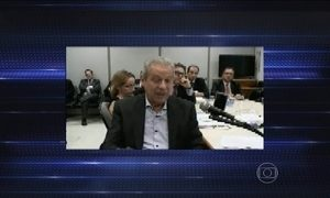 Dirceu nega ter recebido propina no esquema de corrupção da Petrobras