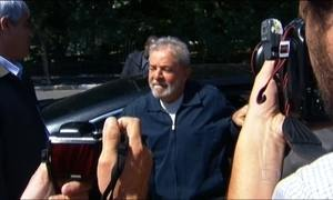 Lula foi mais de cem vezes a sítio em Atibaia (SP) que ele diz não ser dele