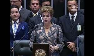Dilma vai ao Congresso na abertura dos trabalhos legislativos