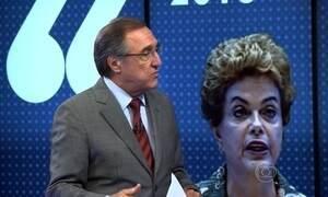 Dilma Rousseff repete promessas de 2015 em discurso no Congresso