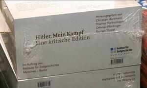 Venda da autobiografia de Adolf Hitler está proibida no Rio de Janeiro