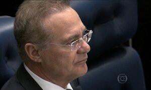 STF vai decidir se abre ação penal contra o senador Renan Calheiros