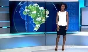 Previsão de sol para o Nordeste e Sudeste nesta sexta (5)
