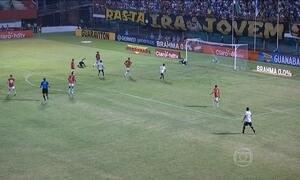 Confira os gols desta quinta-feira (4) dos campeonatos regionais