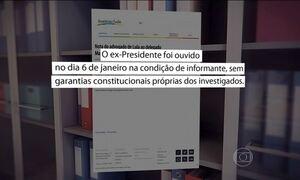 Jornal da Globo - Edição de Quinta-feira, 04/02/2016