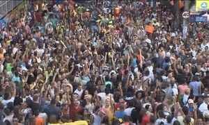 Trios sem corda animam o carnaval em Salvador