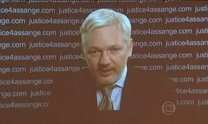 Nações Unidas consideram detenção de Julian Assange arbitrária