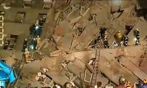 Terremoto de 6,4 graus de magnitude causa destruição em região de Taiwan