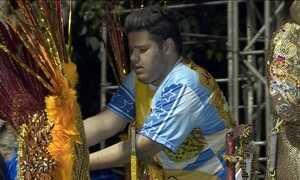 Carnaval no Rio deve muito a quem atua nos bastidores; conheça alguns heróis anônimos