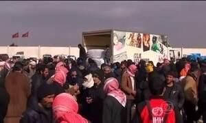 ONU pede que a Turquia abra a fronteira para refugiados sírios