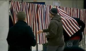 Eleitores americanos votam em mais uma prévia da disputa presidencial