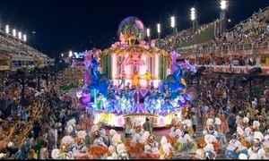 Vencedores do Estandarte de Ouro aguardam resultado do Carnaval do RJ