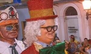 Recife se despede do carnaval comemorando Dia do Frevo