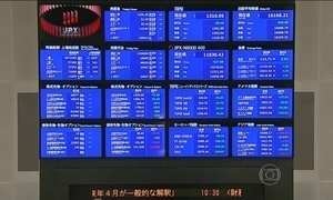 Mercados ao redor do mundo têm medo da instabilidade econômica