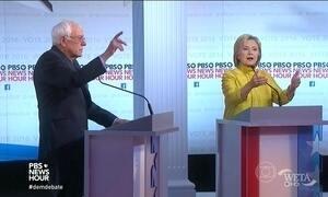 Pré-candidatos democratas à presidência dos EUA se enfrentam em novo debate