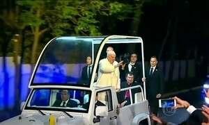 Papa Francisco faz visita de cinco dias ao México
