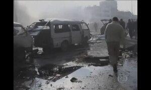 Série de atentados a bomba mata mais de 140 pessoas e deixa dezenas de feridos na Síria