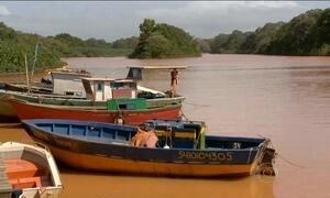 Rejeitos continuam chegando ao ES, meses após rompimento de barragem
