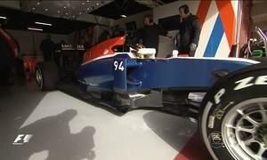 Equipe americana quer surpreender na temporada 2016 da Fórmula 1