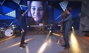 Luan Santana surpreende fãs que passaram cantada no cantor