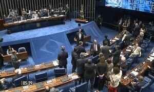 Senado tira da Petrobras exclusividade na exploração do pré-sal