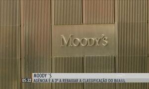 Rebaixamento da nota do Brasil deve refletir nos juros dos empréstimos