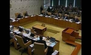 STF mantém regras para abertura do processo de impeachment