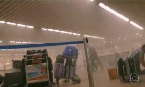 Estado Islâmico assume autoria de atentados coordenados em Bruxelas