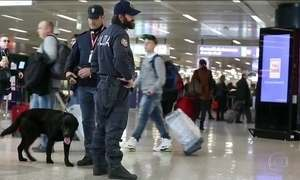 Segurança na Europa está reforçada após ataques em Bruxelas