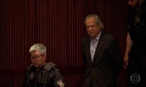 José Dirceu é autorizado a sair da prisão para fazer exames em hospital