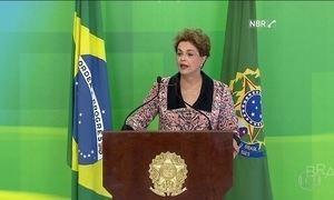 Dilma diz que não é a única responsável pela crise econômica