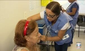 Cidades antecipam campanha de vacinação contra a gripe H1N1