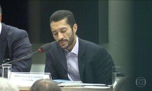 Delator diz no Conselho de Ética que deu propina de R$ 4 milhões a Cunha