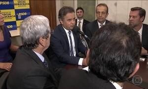PSDB declara apoio a possível governo de Michel Temer