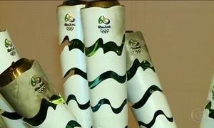 Os responsáveis pelo fogo olímpico: conheça os guardiões da tocha