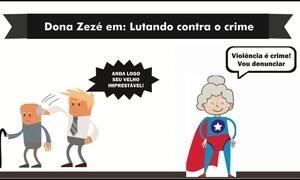 Dona Zezé: A heroína dos velhinhos