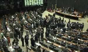Aprovada redução da meta fiscal proposta por Temer