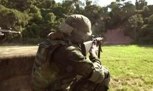 Hoje é dia de Marinha: Fuzileiros Navais